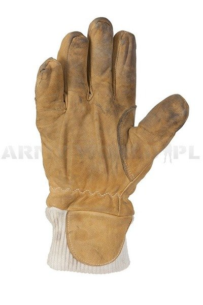 Firefighter Gloves Dutch Army RB90 FALCON M2 Used