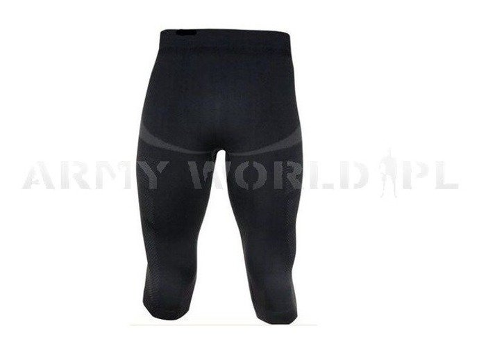 3/4 Thermo Pants For Men  Brubeck black SALE
