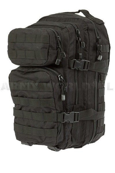 Backpack Model II US Assault Pack LG Black New