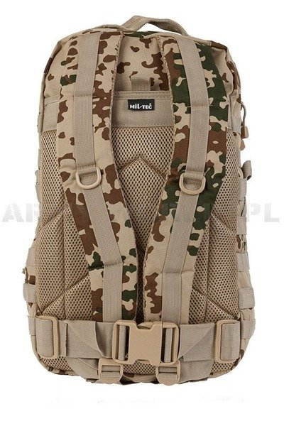 Backpack Model II US Assault Pack LG TROPENTARN / WUSTENTARN New