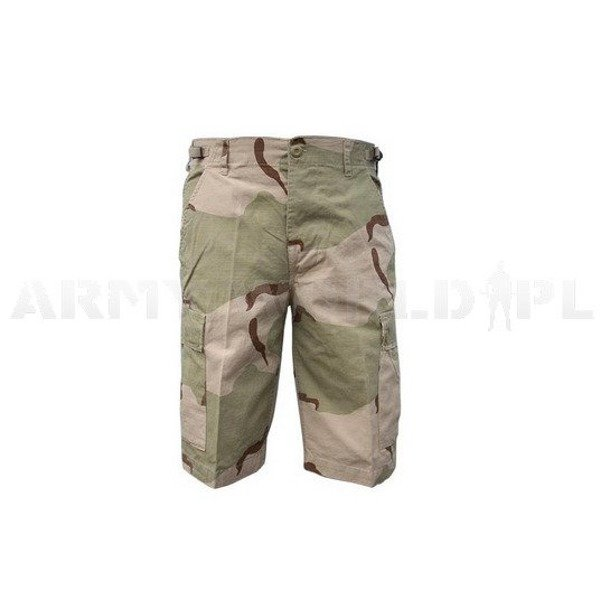 Bermuda Shorts Mil-tec 3-Color New