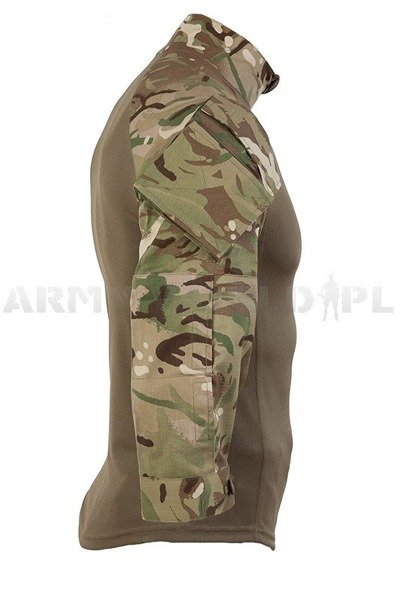 British Tactical Shirt To Wear With Vest Combat Shirt MTP ARMOUR Original New