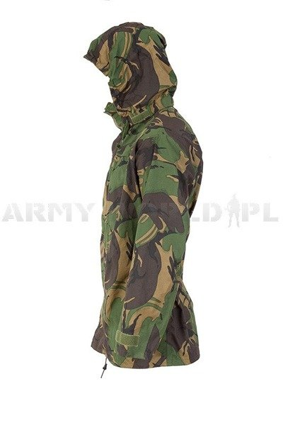 British Waterproof Jacket DPM Woodland Gore-tex Original Demobil M2