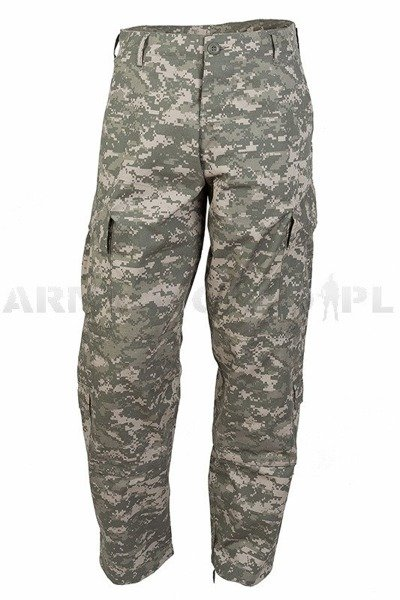 Cargo Pants  ACU Army Combat Uniform Mil-tec Camouflage UCP Ripstop New