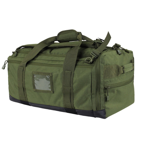 Centurion Duffle / Bag Condor Black New