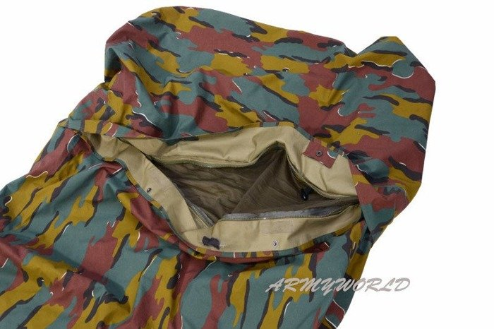 Cover For Sleeping Bag Carinthia With Mosquito Net Bivi Cover Gore-tex Military Belgian Original Demobil