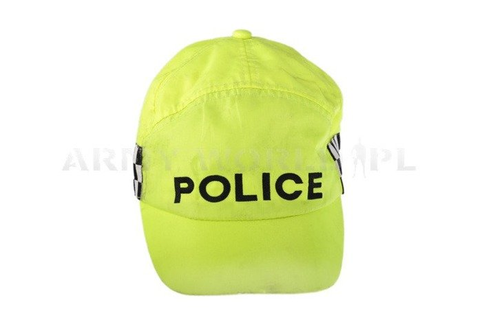 Police Baseball Police Fluorescent Original Used