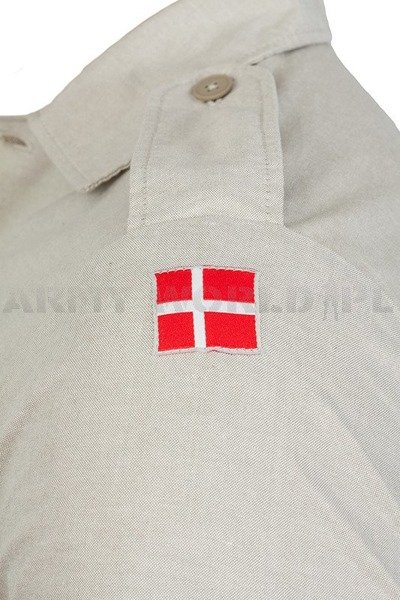 Danish Military Desert Shirt Original