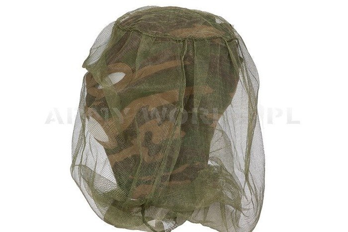 Dutch Army Mosquito Net M2 Military Surplus Used