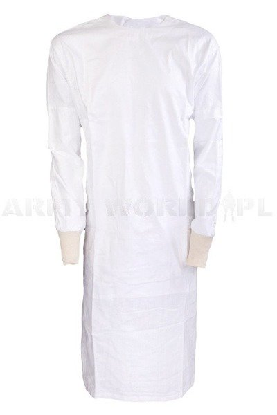 Polsih Army Surgical Aporn White Original New