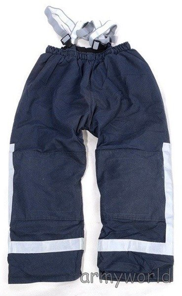 Firefighter Trousers Nomex Gore-tex Ballyclare Special Products LTD Original Demobil
