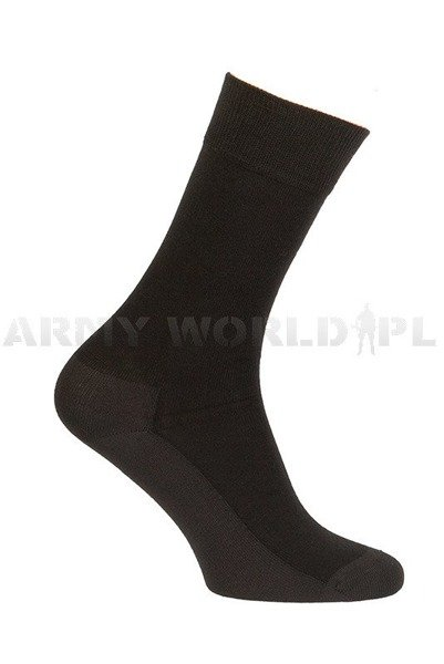 German  Police Functional Socks Short Black Coolmax Summer New