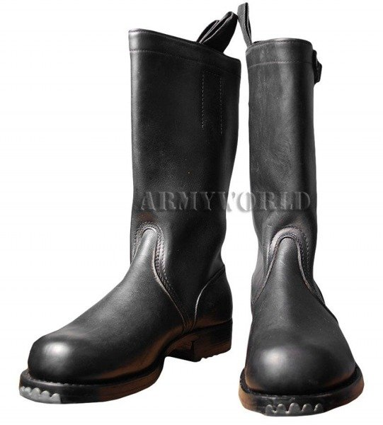 Hobnailed Jackboots Honor Guard Military Original Older Version Demobil