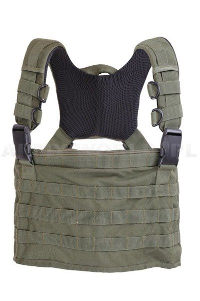 Dutch Army Chest Rig Olive Genuine Military Surplus New