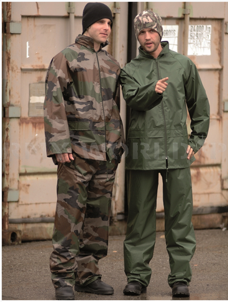 Waterproof Set (Jacket + Pants) Mil-Tec UCP New