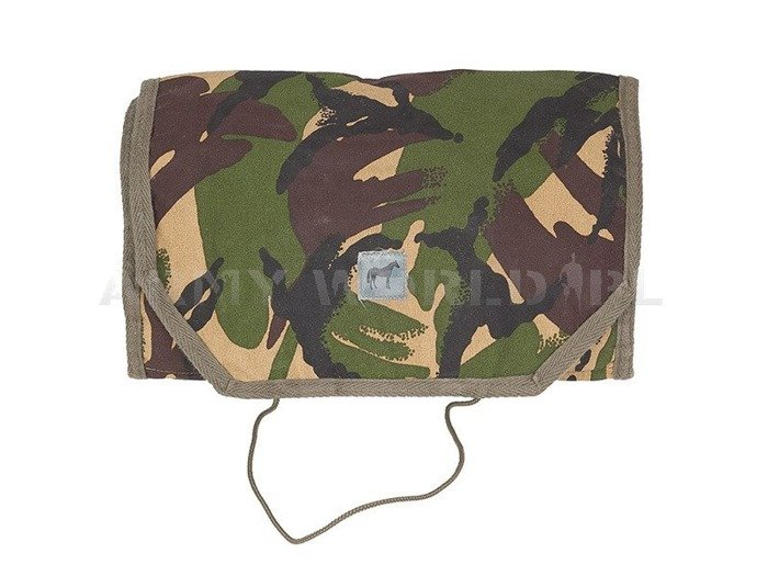 Military Toiletry Bag SM Black Horse DPM Original Used