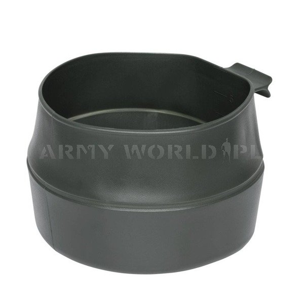 Folding Cup Fold-A-Cup Big Wildo® Olive Green