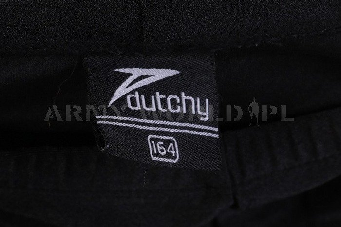 Militar Tight-Fitting Shorts Dutchy Black Original Used