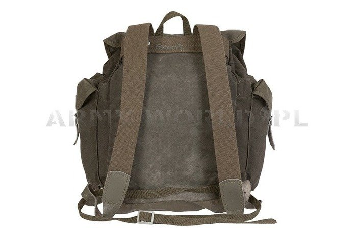 Military Backpack Bundeswehr Small Mountain Oliv Demobil