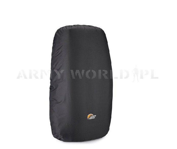 Military Backpack Cover Lowe Alpine 65-80 Liters Black Used