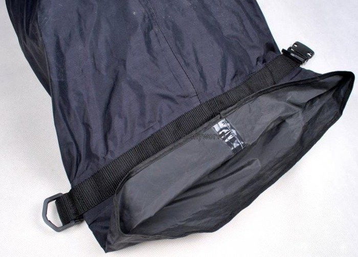 Military Crossing Bag Black 130 x 91cm New