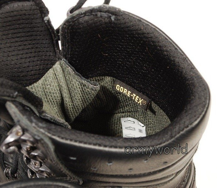 Military Shoes JOLLY GORE-TEX Safety Footwear Original Demobil Sufficient Condition