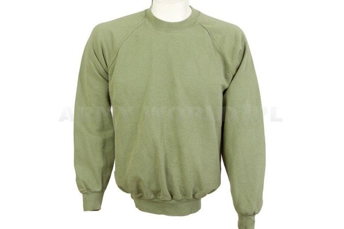 Military Sport Blouse Olive Used