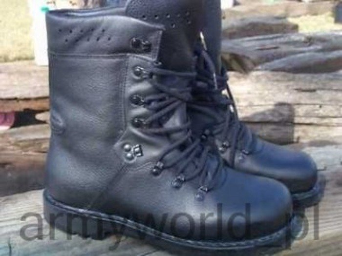 Military Tacticakl Boots BW Bundeswehr Model 2000 Original Demobil SecondHand Good Condition