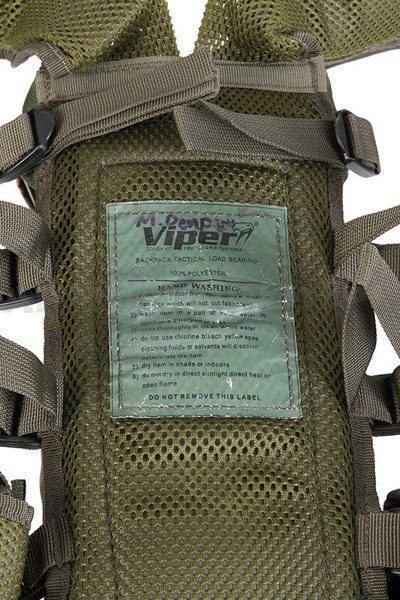 Military Tactical Vest Patern-83 Paintball ASG DPM Viper Original Demobil