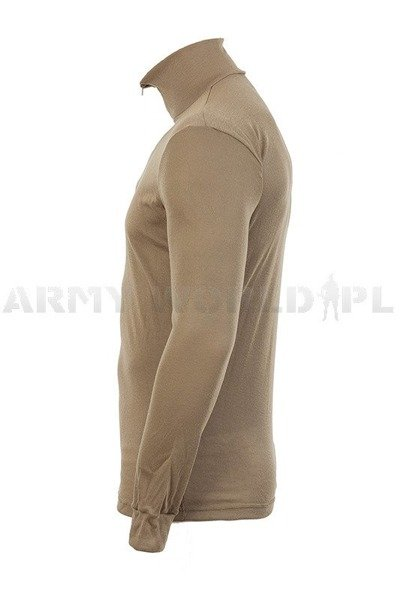 Military Undershirt LWCWUS  American US Army Brown Original New