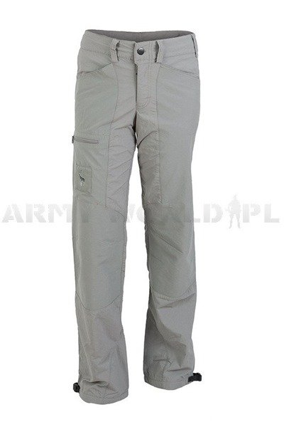 Military Women's Climbing Trousers Ripstop Grey New