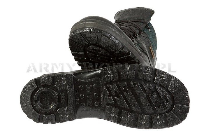 Police Safety Shoes Baltes Pegasus Gore- Tex Test Version New