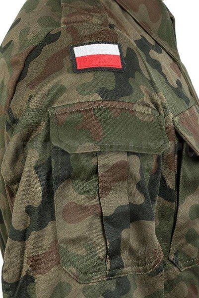 Polish Military Shirt Wz.93 127A/MON Original - New