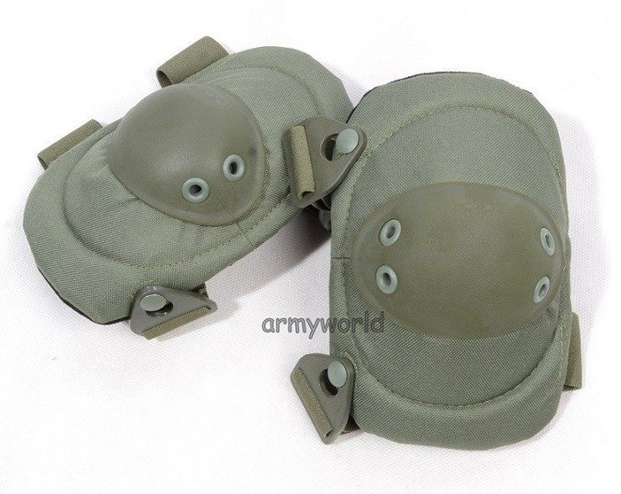 Protective Elbow Pads HATCH Centurion P300 Oliv New