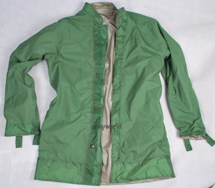 Rainproof Liner Military Dutch Original Demobil