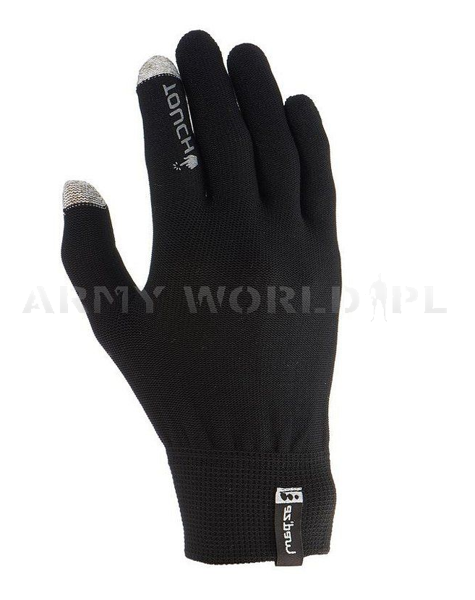 Wed'ze Gloves Black Original Used