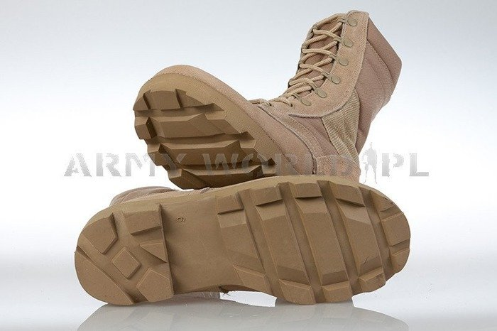 Shoes Jungle SPEED LACE Cordura Mil-tec Desert New