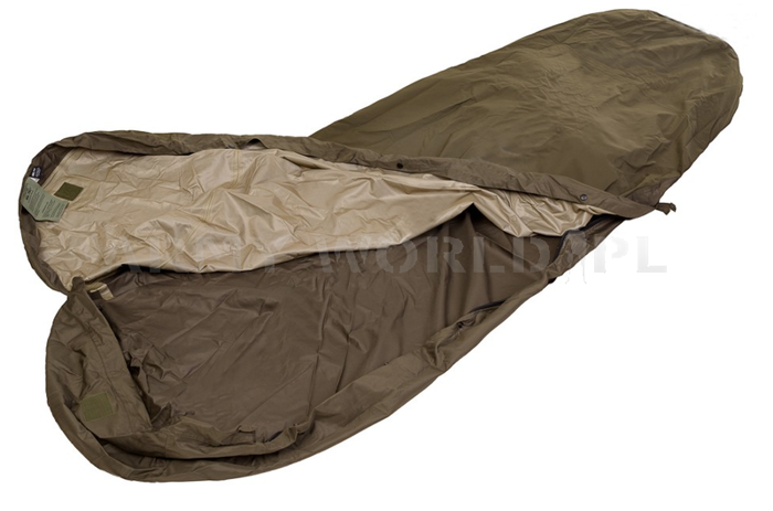 Sleeping Bag Cover Bivi Cover Mil-tec Oliv New Ex-Display