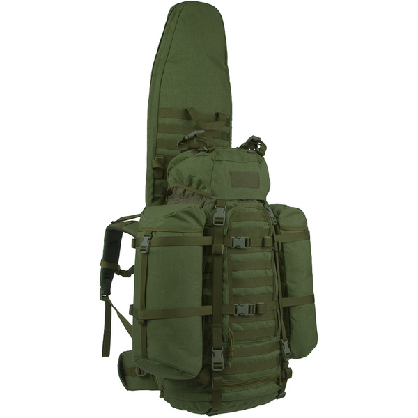 Snipers Backpack Wisport Shotpack 65 Liters Olive Green New