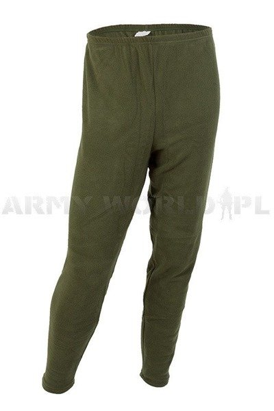 Special Winter Polish Military Drawers 516/MON Oliv Original New