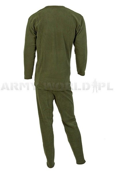 Special polish military winter set drawers + shirt 517/MON and 516 MON Original - Set - New