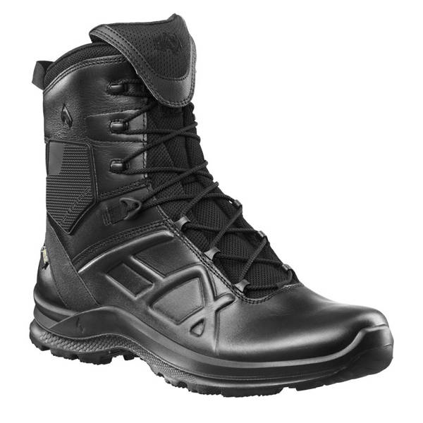 Sport Tactical Shoes HAIX ® Black Eagle Tactical 2.0 GTX Gore-Tex HIGH Black Original New II Quality