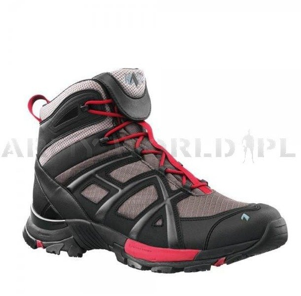 Sport Tactical Shoes HAIX ® GORE-TEX BLACK EAGLE Adventure 30 MID STONE New