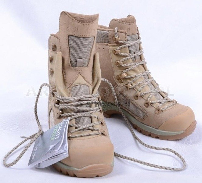 Military Laces LOWA Desert Original New