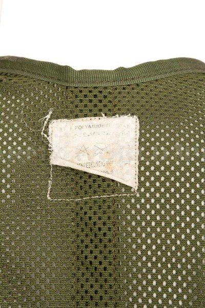 Tactcal Dutch Army Vest  DPM With A Medical Cross Oryginal Used