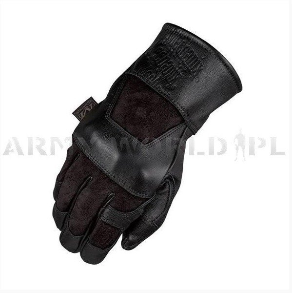 Tactical Gloves Mechanix Wear Flight Deck Black New