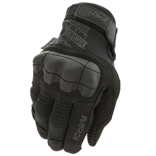 Tactical Gloves Mechanix Wear M-Pact 3 Cover Black New