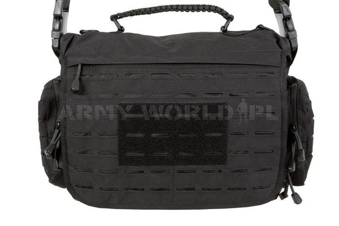Tactical Paracord Bag Mil-tec Large Black New