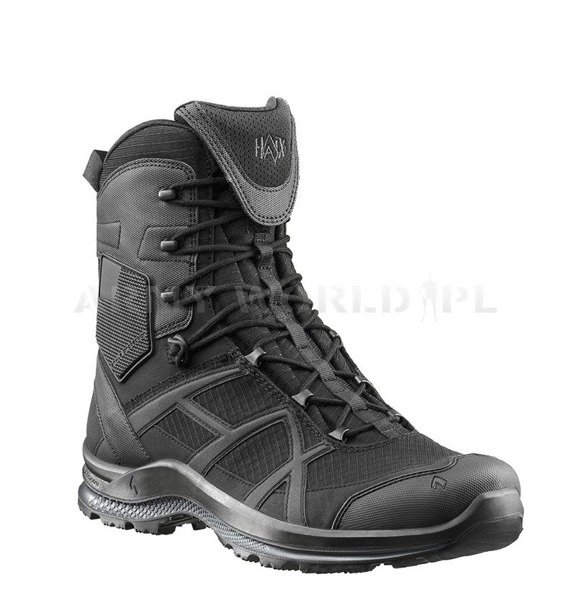 Tactical Shoes  Haix Black Eagle Athletic 2.0 T  Art.330013 High Black New II Quality