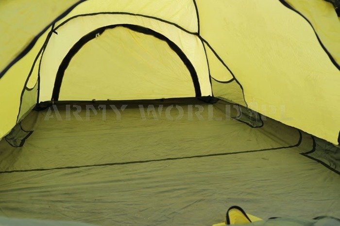 Tent Sheet IGLO 2-Person Yellow Used